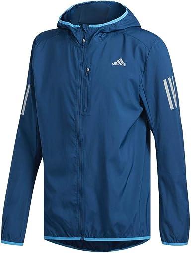 adidas Own the Run Jacket Blue | adidas Deutschland