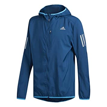 adidas Own The Run Wind Jacket Hooded Men Veste Homme