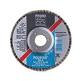 Type 27 POLIFAN® SG Flap Discs - fd 62272 7x5/8-11 t-27 a/o 80g