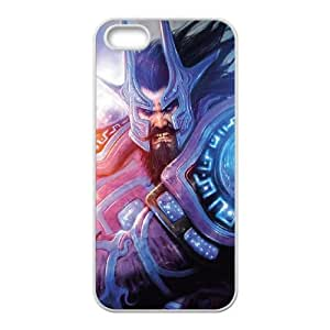 world of warcraft iPhone 5 5s Cell Phone Case White PSOC6002625593657