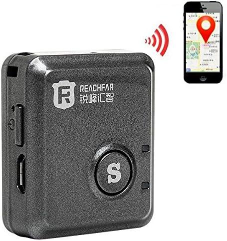 Localizador GPS cobertura botón SOS 5 números detección de ...