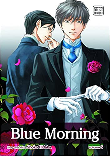 Blue Morning Vol 5 Shoko Hidaka 9781421575445 Amazon Books