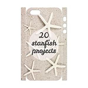 Starfish DIY 3D Phone Case for iPhone 5,5S LMc-50235 at LaiMc