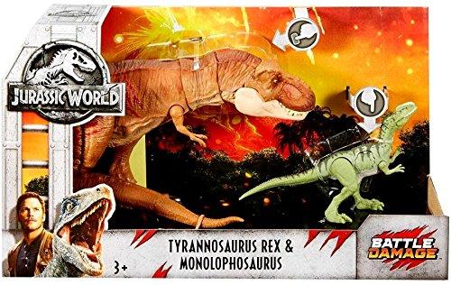 Jurassic World 2 Fallen Kingdom Tyrannosaurus Rex & ()