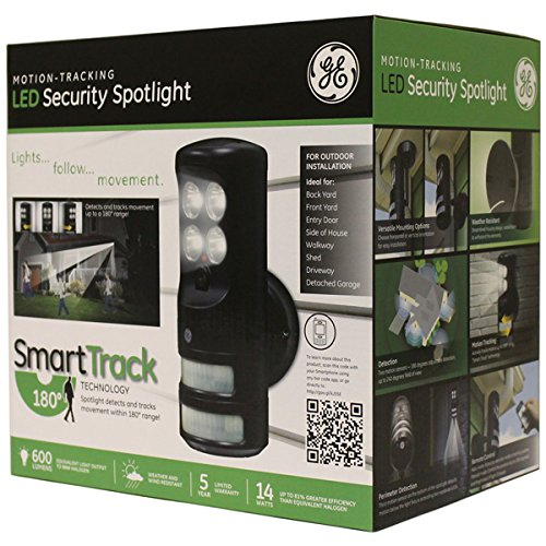 GE Motion Tracking Spotlight Technology Detection