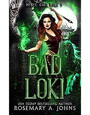 Bad Loki: Mythic Fated Mates Paranormal Romance