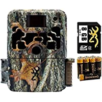 Browning BTC6HDE Dark Ops Elite Trail Camera Combo (Camera/Card/Batteries)