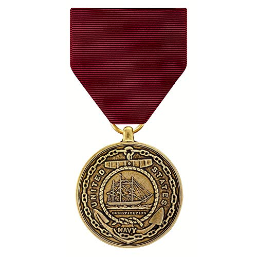 Medals of America Navy Good Conduct Medal Bronze