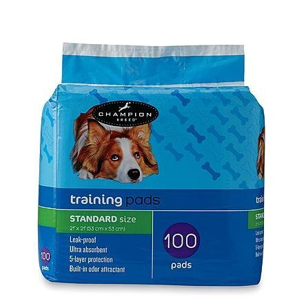 Champion Breed Puppy Pads 100ct by mygofer