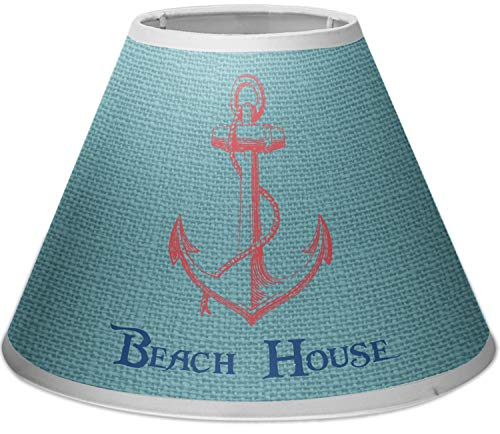 - RNK Shops Chic Beach House Empire Lamp Shade