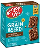 Enjoy Life Foods - Crispy Grain & Seed Bars Chocolate Marshmallow - 5 Pack