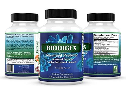 Probiotics Supplement Effective Vegetarian Guarantee