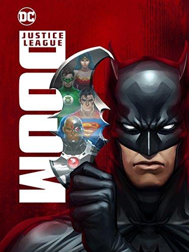 DVD : DCU: Justice League: Doom