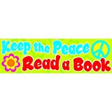 TREND ENTERPRISES INC. KEEP THE PEACE BOOKMARKS (Set of 24)