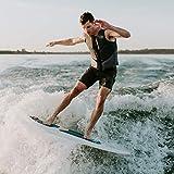 Driftsun Rukus Wakesurf Board - 4ft x 6in Surf