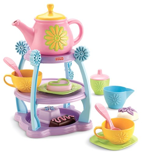 Fisher-Price Servin' Surprises Tea Party Set