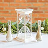 Cathy's Concepts Sands of Time Hourglass Unity Sand