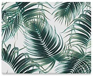 Amazon Com Enevotx Wall Art Painting Tropical Palm Leaves Jungle Leaf Seamless Vector Prints On Canvas The Picture Landscape Pictures Oil For Home Modern Decoration Print Decor For Living Room Home Kitchen So i made a slower, easier to understand tutorial version of tropical leaves on canvas due to popular demand! enevotx wall art painting tropical palm