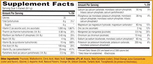 076314302031 - EMERGEN-C Emergen-C Drink Mix, Orange 36/Box carousel main 5