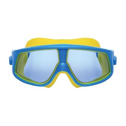 William 337 Gafas de natación niños niños de Silicona a ...