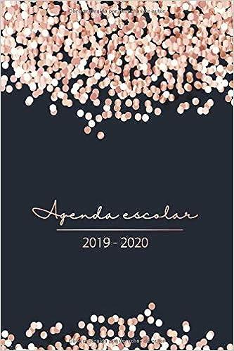 Agenda Escolar 2019 2020: Organiza tu día - Agenda semanal ...