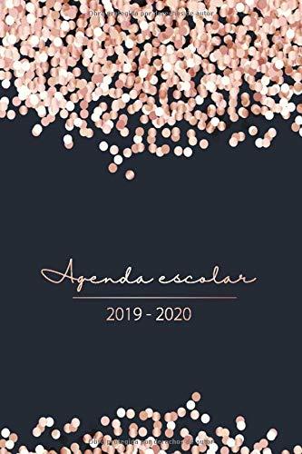 Amazon.com: Agenda Escolar 2019 2020: Organiza tu día ...