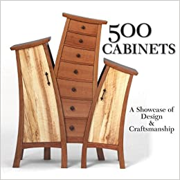 500 Cabinets: A Showcase Of Design U0026 Craftsmanship (500 Series): Ray  Hemachandra, John Grew Sheridan: 9781600595752: Amazon.com: Books