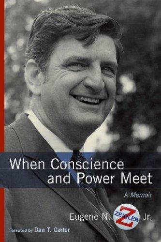 When Conscience and Power Meet: A Memoir (Non Series)