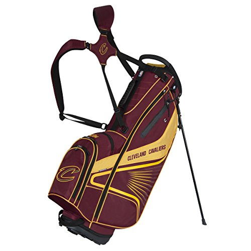 Team Effort NBA Cleveland Cavaliers Gridiron III Stand Bag