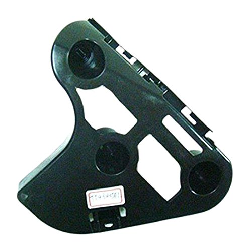 Partslink Number TO1066170 OE Replacement Toyota Tundra Pickup Front Driver Side Bumper Bracket Multiple Manufacturers