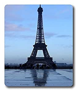 decorative mouse pads Paris Eiffel Tower PC Custom Mouse Pads / Mouse Mats Case Cover