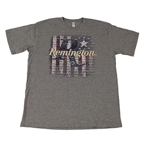Remington Men's Proudly Made Logo Short Sleeve T-shirt