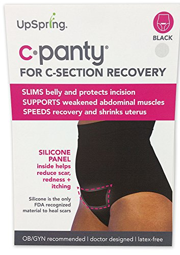 UpSpring Baby C-Panty High Waist Incision Care - - Infant Mobility