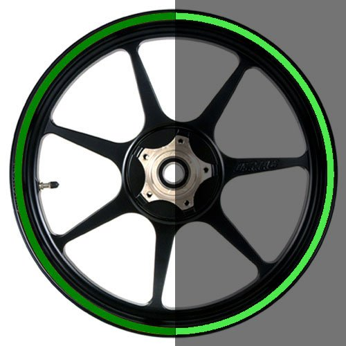 19 Inch Motorcycle Rims - 9