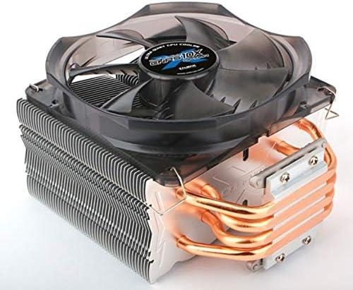 Zalman CNPS10X - Ventilador CPU Cobre y Laminas de Aluminio, Color ...