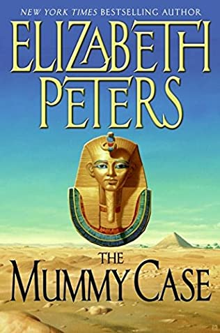 book cover of The Mummy Case