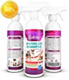 Dalvia Pet Care - No Rinse Dry Shampoo For Dogs - Waterless Dog Shampoo - Perfect Alternative to Dry Dog Shampoo Powder - Detergent & Alcohol Free - Spot Clean The Dog Coat - Made in USA (16oz/473ml)