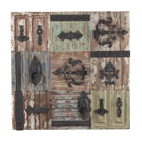 Sterling Door Hinges (Sterling Industries 129-1113 Antique Door Hinge Wall)