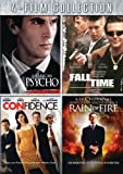 American Psycho & Fall Time & Confidence & Rain of [DVD] [Region 1] [US Import] [NTSC]