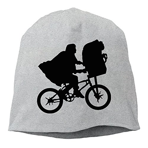 YUVIA Cinema ET Bike Men's&Women's Patch Beanie JoggingAsh Cap For Autumn And Winter (Greek Philosopher Costume)