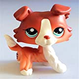 Collection Pet shop LPS toys kitty and dog action figure girl's classic animal