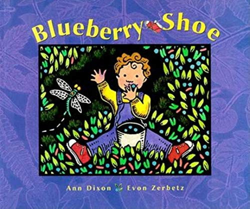 Blueberry Shoe - Book Blueberry