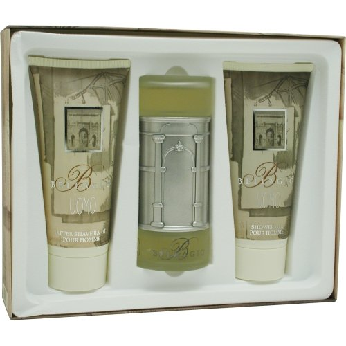 Shower Gel Bellagio - BELLAGIO by Bellagio EDT SPRAY 3.4 OZ & AFTERSHAVE BALM 6.8 OZ & SHOWER GEL 6.8 OZ