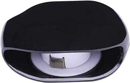 NE s'Emmêle Pas ÉcouteursEarbud Coque, Tortue Cordon Support de câble Organiseur Coque Earbuds Keeper étui de Rangement de Casque CordFils Shortener