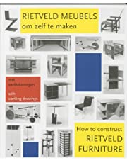 Rietveld How To Construct Rietveld Furniture(revised Edition)