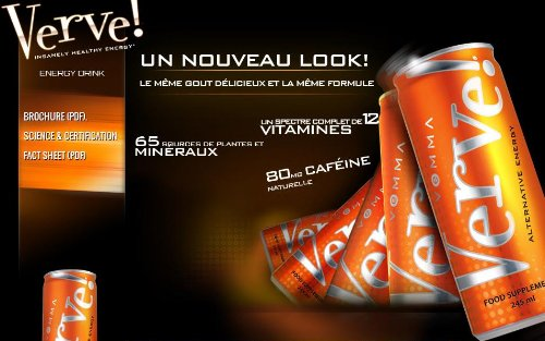 Vemma Verve - 48 Cans