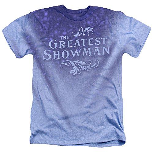Popfunk The Greatest Showman Spotlights Sublimated Heather T Shirt