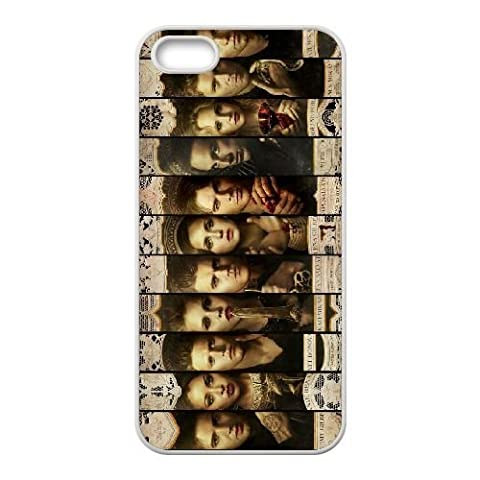 Custom Cover Case for iPhone 5,iPhone 5s w/ The Vampire