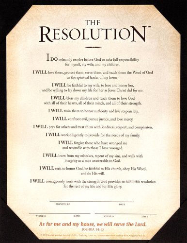 10 Day Print - Day Spring Cards The Resolution - Print [Courageous] (8