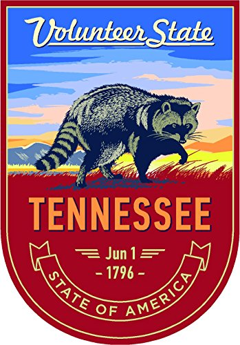 State animal Tennessee day 4x5.5 inches  - Tennessee State Animal Shopping Results